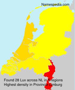 Lux - Netherlands
