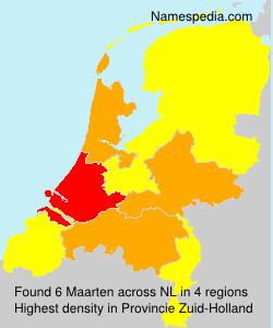 Maarten - Netherlands