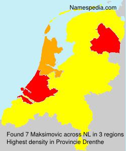 Maksimovic - Netherlands