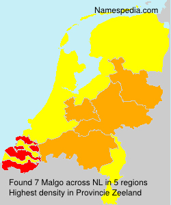 Surname Malgo in Netherlands