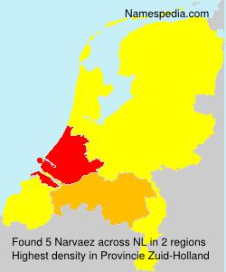 Narvaez - Netherlands