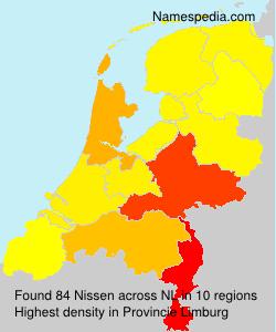 Nissen - Netherlands