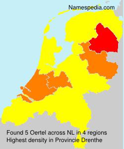 Oertel - Netherlands