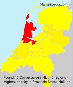 Ofman - Netherlands
