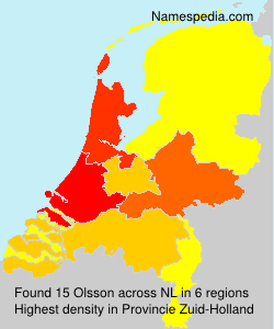 Olsson - Netherlands