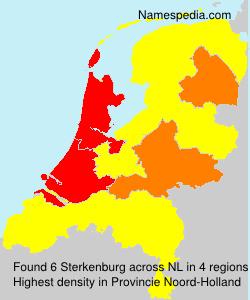Sterkenburg - Netherlands