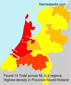 Todd - Netherlands