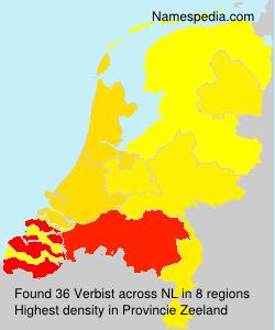 Verbist - Netherlands