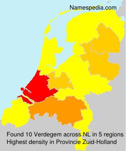 Verdegem - Netherlands