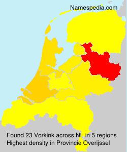 Vorkink