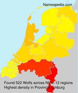 Wolfs - Netherlands