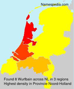 Wurfbain