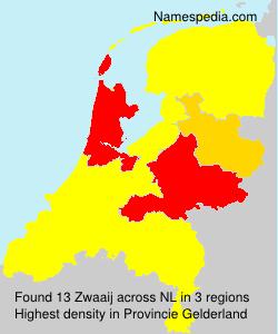 Zwaaij - Netherlands