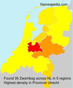 Surname Zwambag in Netherlands