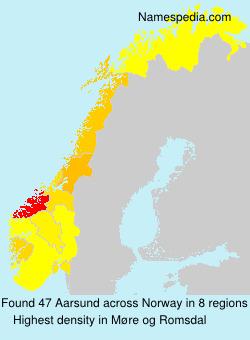 Aarsund