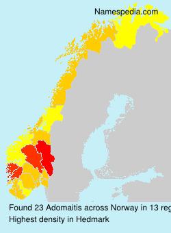 Adomaitis - Norway