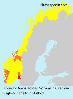 Amos - Norway