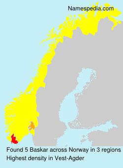 Baskar - Norway