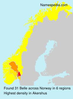 Belle - Norway