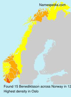 Benediktsson - Norway