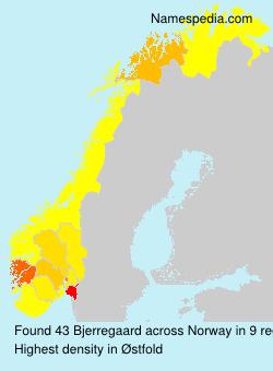 Bjerregaard - Norway