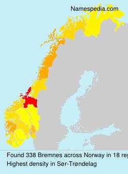 Bremnes - Norway