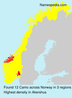 Camo - Norway