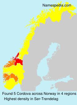 Cordova - Norway