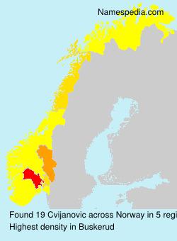 Cvijanovic - Norway
