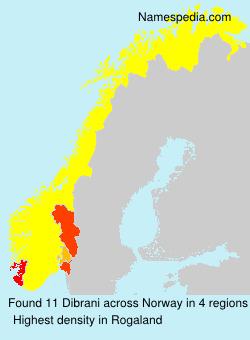 Dibrani - Norway
