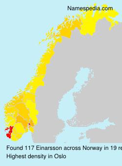 Einarsson