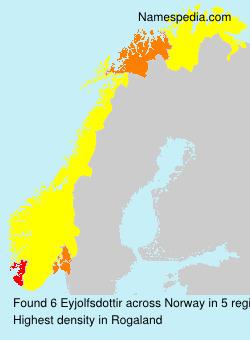Eyjolfsdottir - Norway