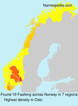 Faafeng - Norway