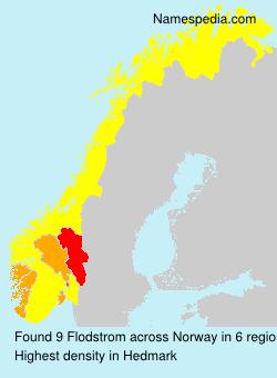 Flodstrom - Norway