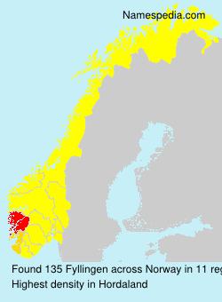 Fyllingen - Norway