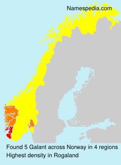 Galant - Norway