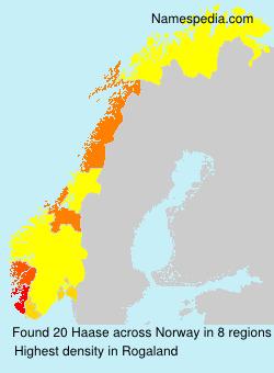 Haase - Norway