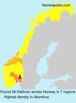 Halilovic - Norway
