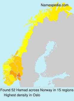 Hamad - Norway