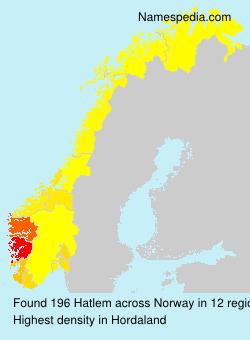 Hatlem - Norway