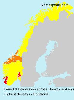 Heidarsson