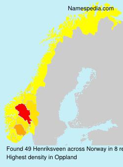 Henriksveen