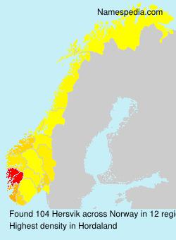Hersvik