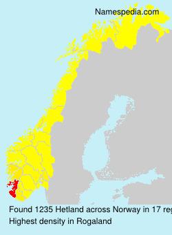 Hetland