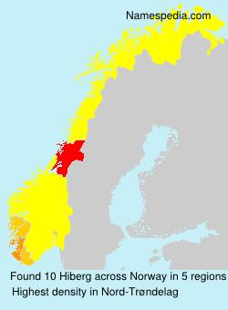 Hiberg - Norway
