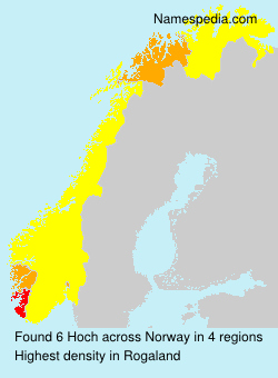 Hoch - Norway