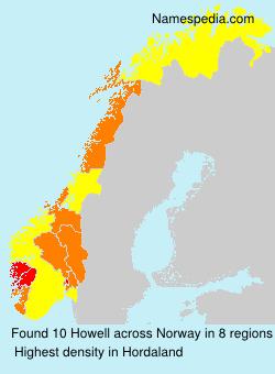 Howell - Norway