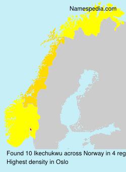 Ikechukwu - Norway