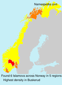 Islamova - Norway