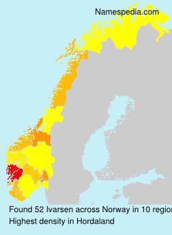 Ivarsen